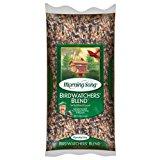 Morning Song 1022167 Birdwatchers' Blend Wild Bird Food Bag, 8Pound